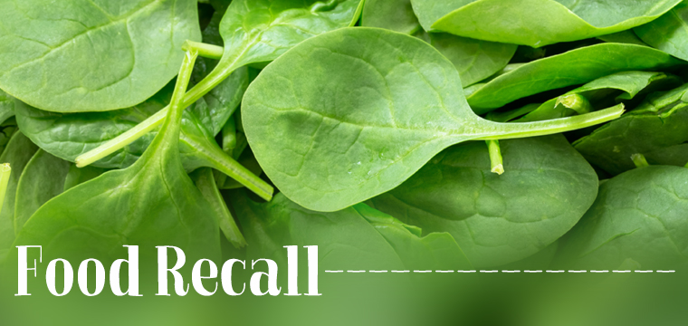 Food-recall